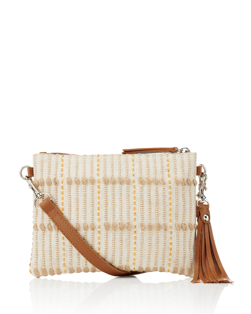 Hetty Crossbody - Natural