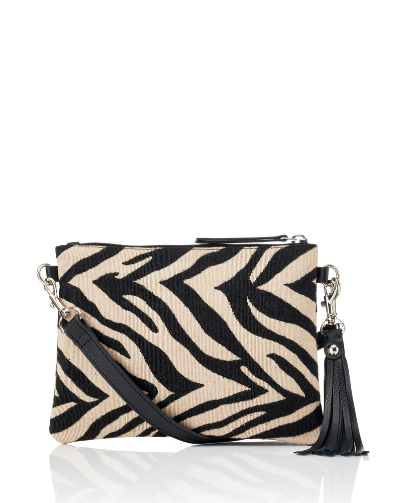 Load image into Gallery viewer, Hetty Crossbody - Zebra