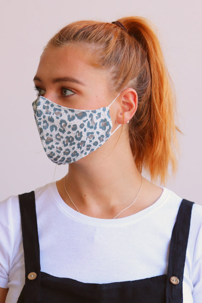 Leo Facemask - Grey