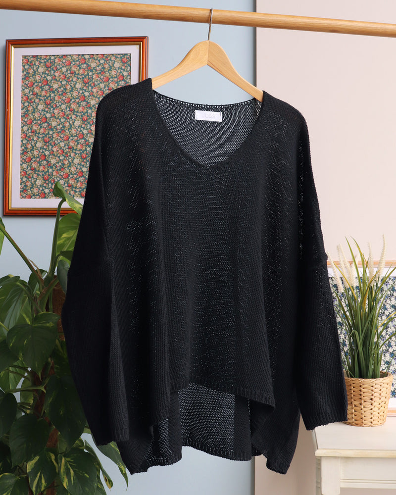Lisa Jumper - Black