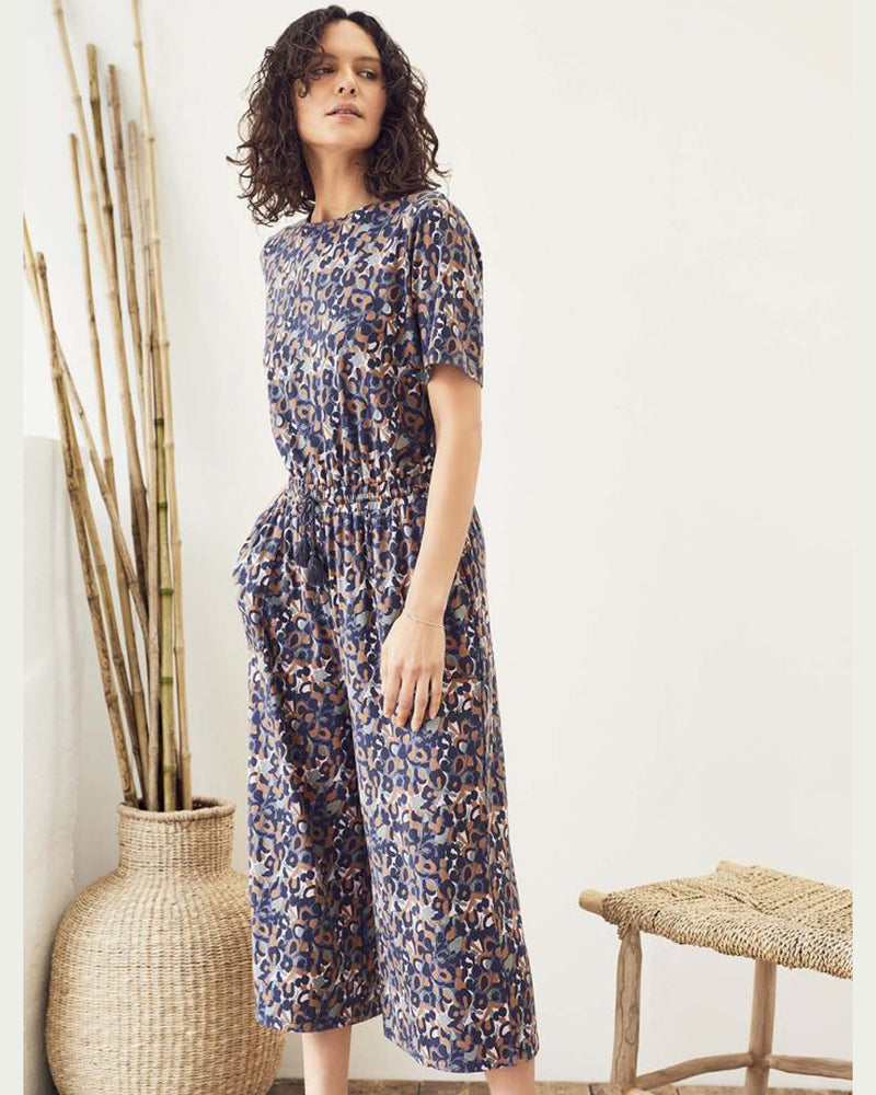 Madelyn Jumpsuit - Blue