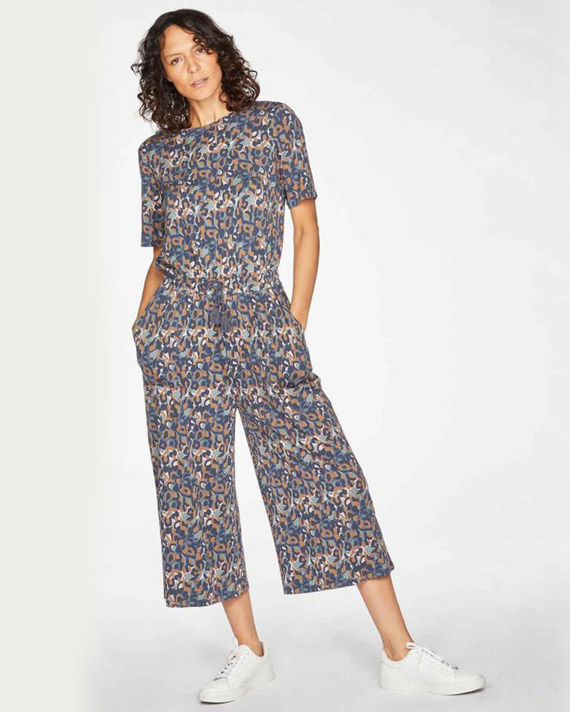 Load image into Gallery viewer, Madelyn Jumpsuit - Blue