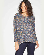 Madelyn Top - Blue
