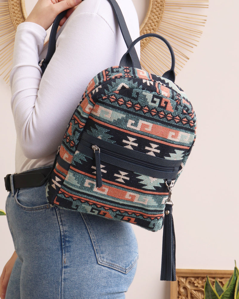 Sophie Backpack - Aztec