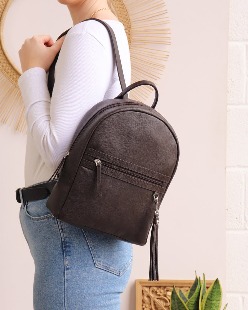 Sophie Backpack - Chocolate