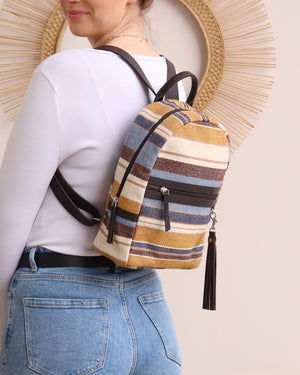 Sophie Backpack - Stripe