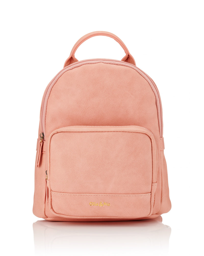 Nina Backpack - Peach