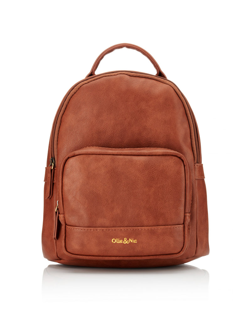 Nina Backpack - Tan