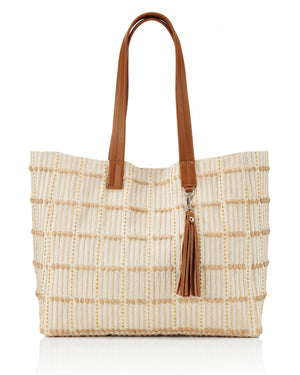 Load image into Gallery viewer, Olivia Tote - Natural