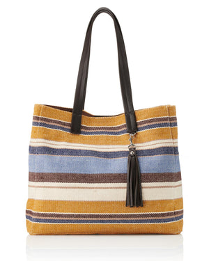 Load image into Gallery viewer, Olivia Tote - Stripe