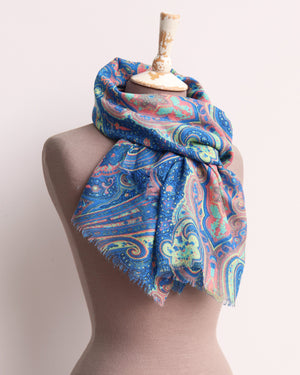 Persia Scarf - Blue