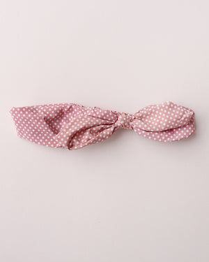 Load image into Gallery viewer, Dotty Print Bandeau - Pink