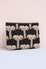 Beach Pouch - Palm Trees - Ollie & Nic