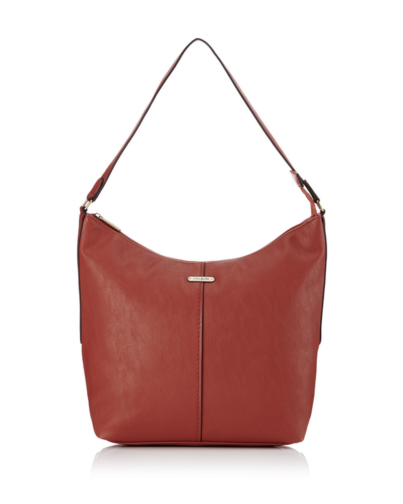 Robin Shoulder Bag - Rust