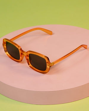 Load image into Gallery viewer, Sadie Sunglasses - Amber