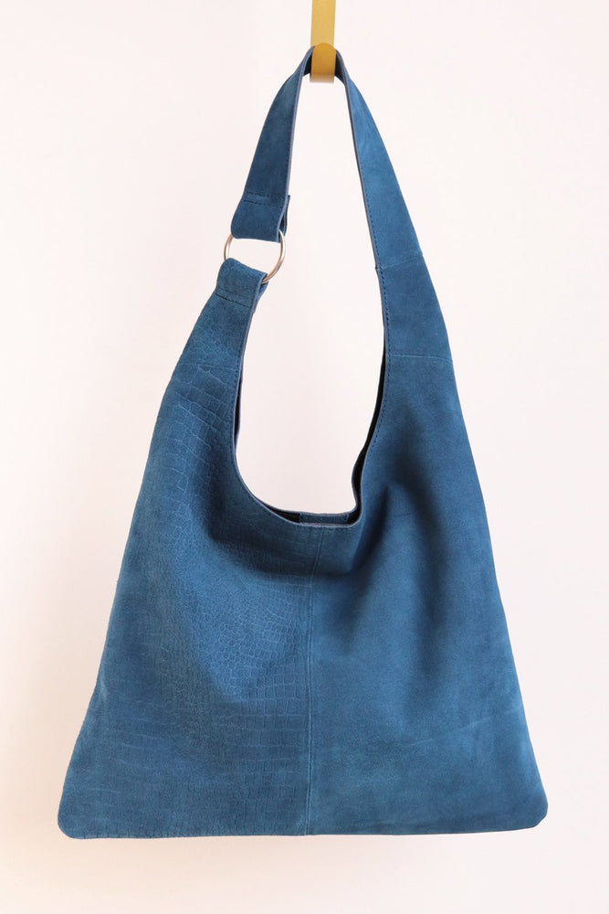 Sling Bag - Blue - Ollie & Nic