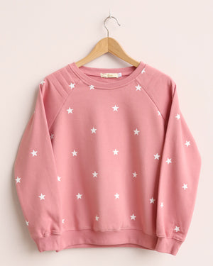 Load image into Gallery viewer, Celeste Sweatshirt - Pink