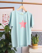 Taylor Star Top - Mint
