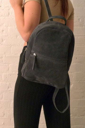 Hill + How - Rucksack - Grey
