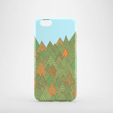 Autumn Forest iPhone 8 case
