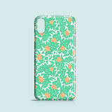 Mint iPhone X cover