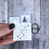 Big dipper temporary tattoo