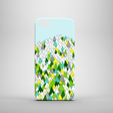 Blooming Hills iPhone case, Samsung Galaxy case