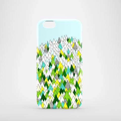 Blooming Hills mobile phone case