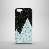 Blue Mountain iPhone 5S case