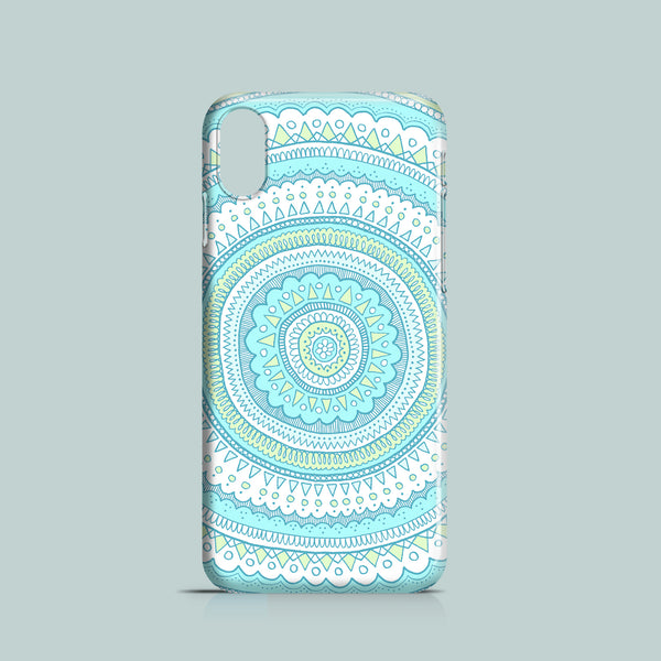 Carousel iPhone X case
