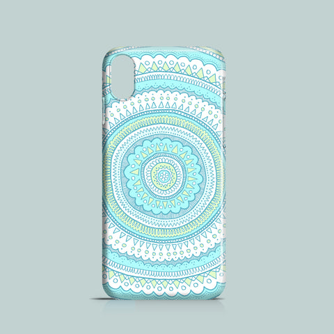 Carousel mobile phone case