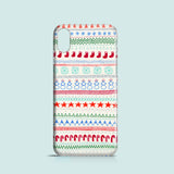 Christmas Doodles iPhone case, Samsung Galaxy case