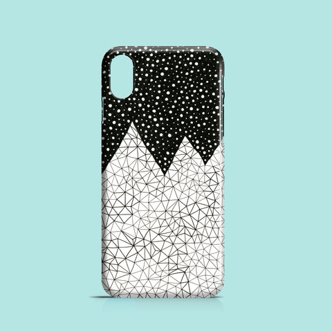 Day and Night mobile phone case