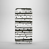 Dots and Lines mobile phone case