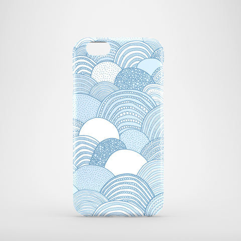 Clouds mobile phone case