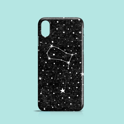 Gemini iPhone XS phone case