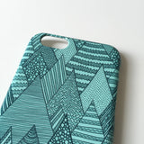 Forest mobile phone case
