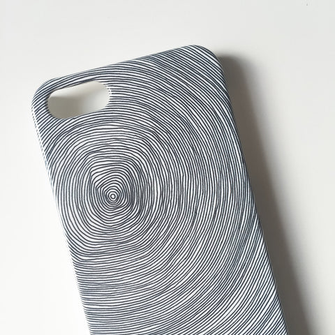 Tree Trunk mobile phone case