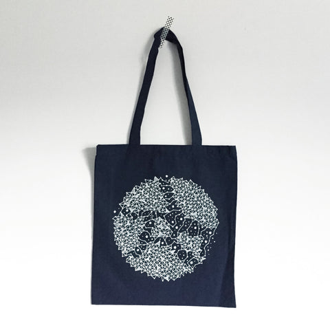 Star Web tote bag, Limited Edition of 50