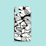 Inky Mess mobile phone case