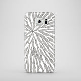 Nature monochrome Samsung Galaxy S6 cover