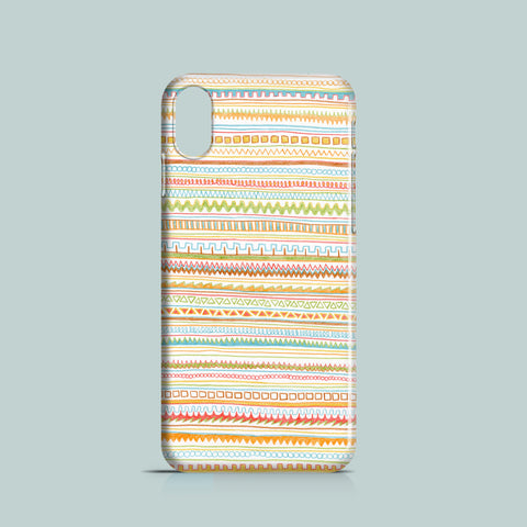 Pencil Doodles mobile phone case