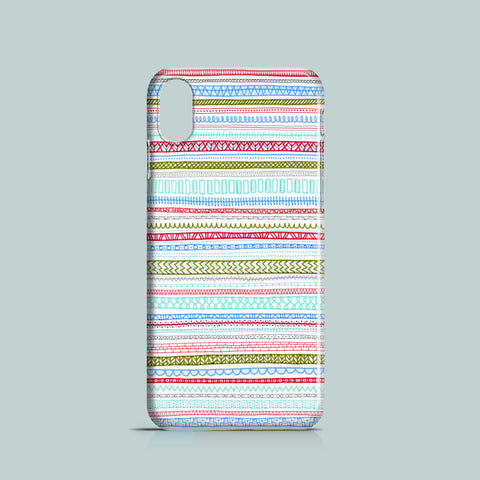 Reddish Pattern mobile phone case