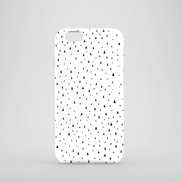 Small Triangles mobile phone case