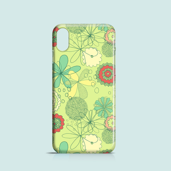 Spring Flowers mobile phone case