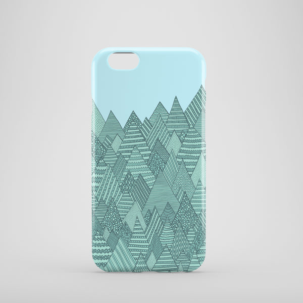 Spring Forest mobile phone case