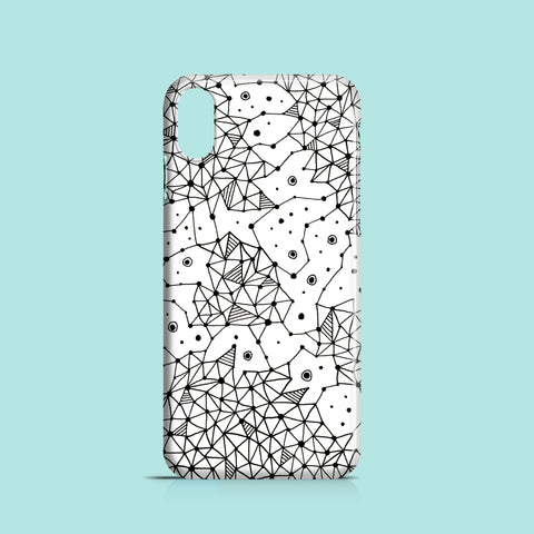 Constellation mobile phone case