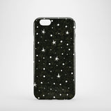 B&W Stars mobile phone case