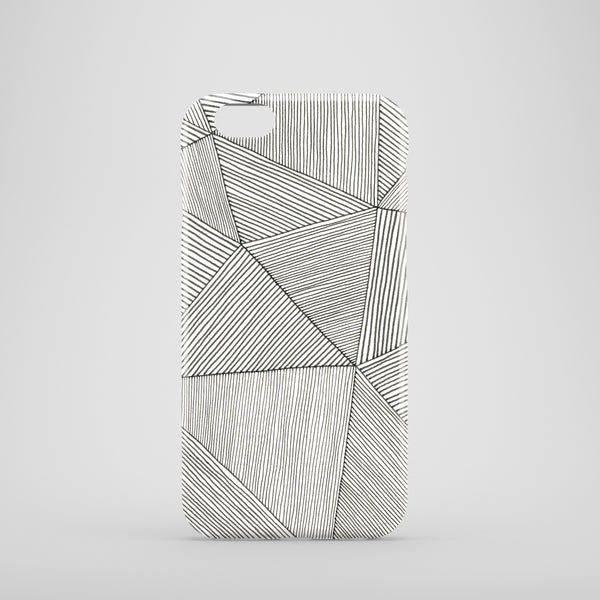 Stripes mobile phone case