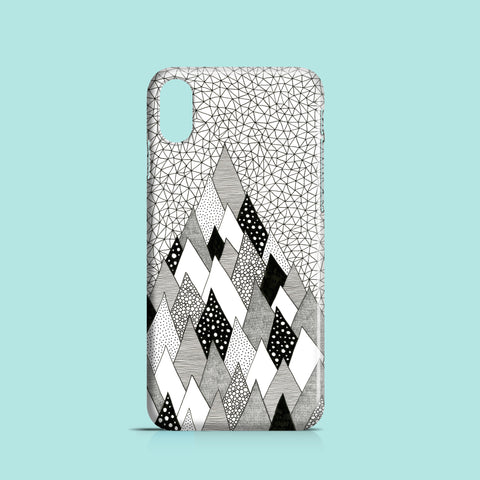 The Tree Mountain mobile phone case